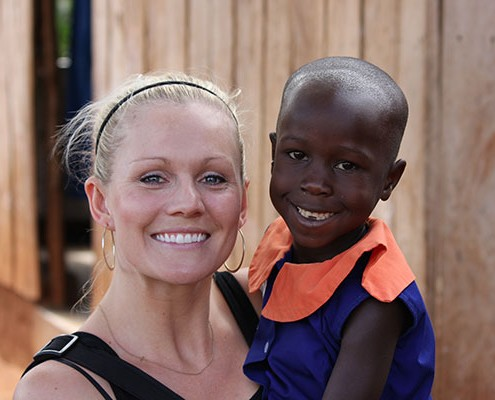 Sponsor a Child in Uganda