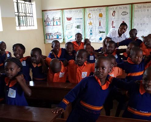 Uganda Sponsor Children
