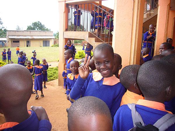 Uganda Africa Ministry