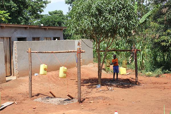 Uganda Kids Ministry