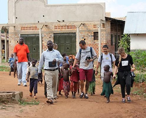 Ministry in Uganda